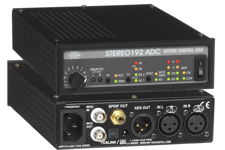 Mytek Stereo192 ADC