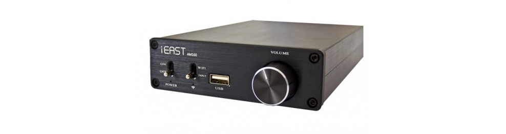 WiFi Audio Amplifiers