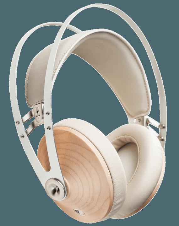 Meze 99 Classics Maple Silver Cuffia in Legno