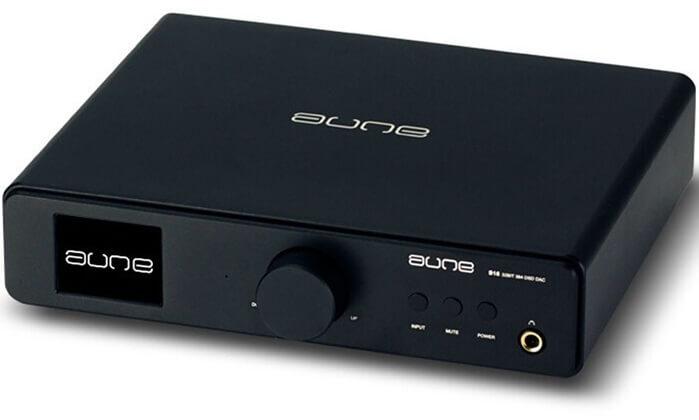 Aune S16 2016 DAC Audio USB AKM DSD DXD