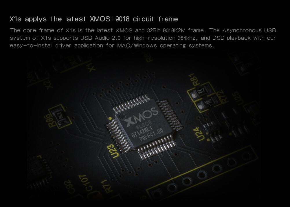 Aune X1S XMOS USB DAC